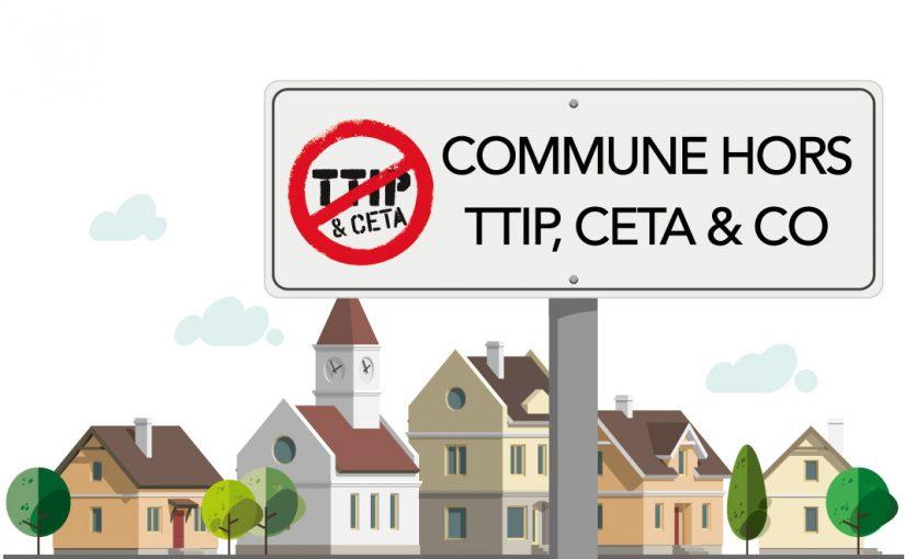 Commune déclarée hors TTIP CETA & CO